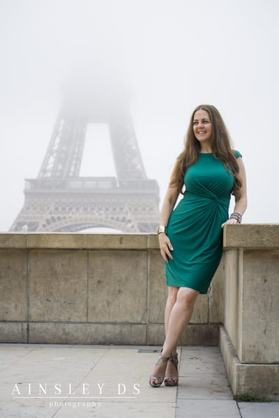 Portrait, solo photoshoot in Paris with Ainsley Ds photography, Paris photographer.